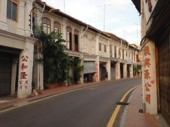 Malacca - UNESCO World Heritage town - my favorite place in Malaysia.