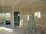 texturing the drywall
