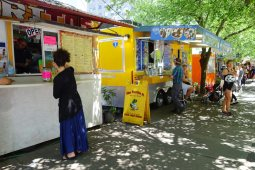 the food carts downtown