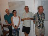 Rob, Barbara, Jeff, Chris, James