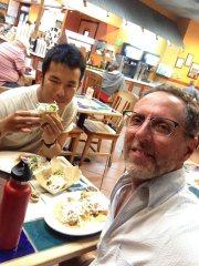 Rubio's half-priced fish taco Tuesday