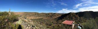 Overview of Erik's land at Cascabel