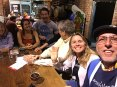 Quiz night in Tucson with Liz and company.