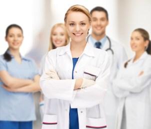 Ärzte, Fachärzte, Oberärzte