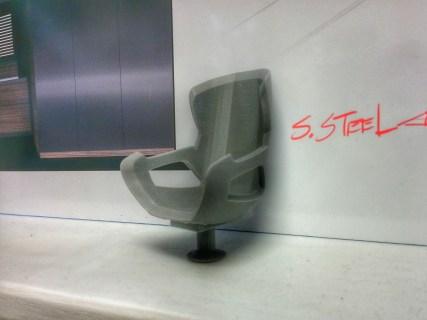 chair 3d yacht