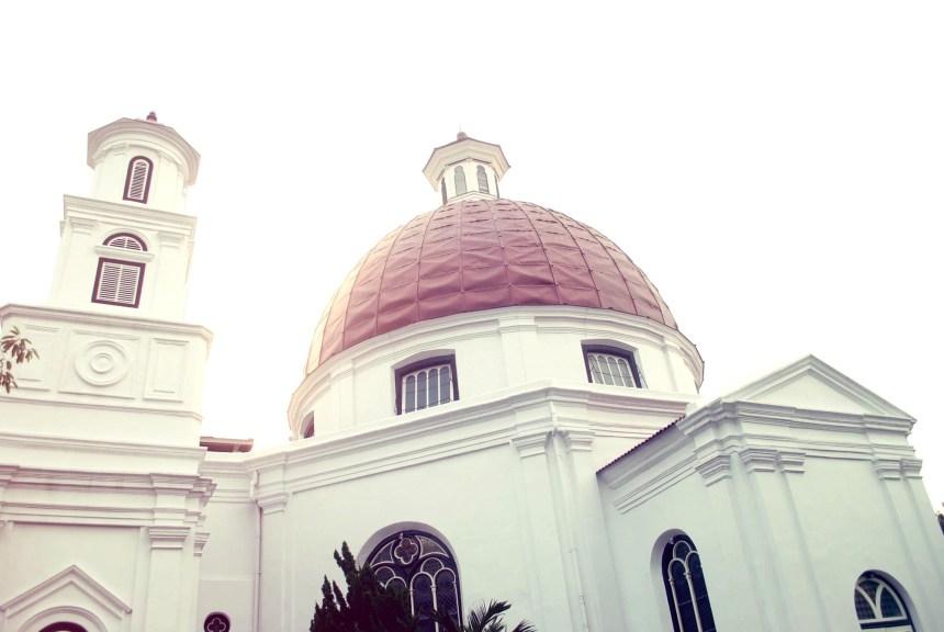 Blendug Church, Semarang