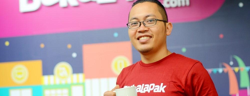 5 Pelajaran Berbisnis Kreatif dari Achmad Zaky, Founder & CEO Bukalapak.com