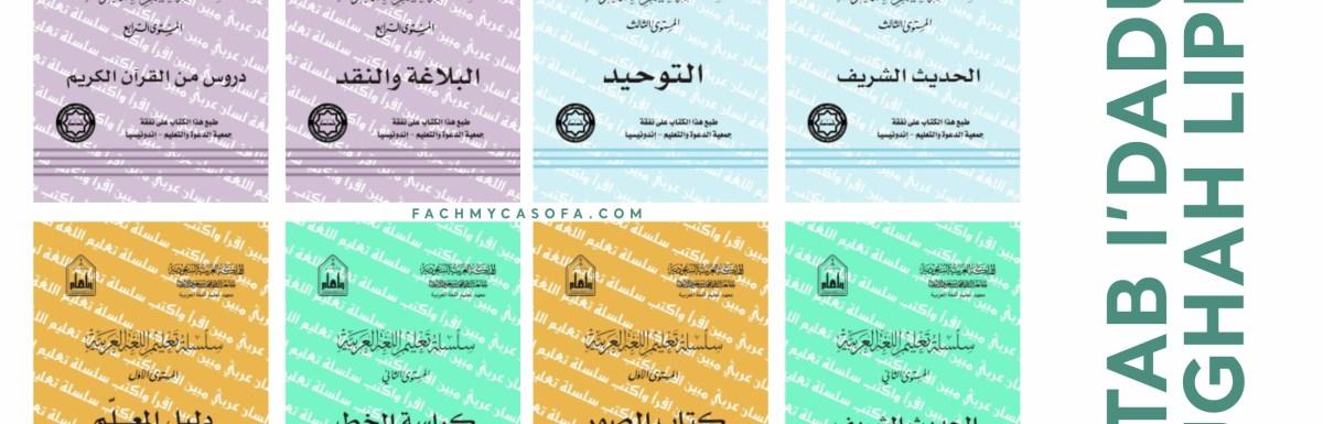 Kitab Silsilah LIPIA: Download Silsilah Ta'lim Al-Lughah Al-Arabiyah Lengkap!