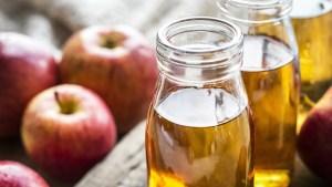 Aus Apfelessig lässt sich problemlos natürliches Antibiotika herstellen.