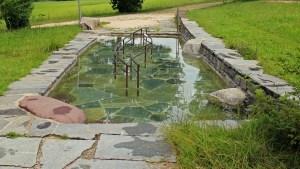 Wassertreten für gesunde Füße
