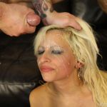 Facial Abuse Holly Brooks
