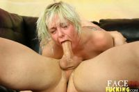 Face Fucking Andie Adore