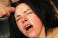Facial Abuse Danica Dillon 3