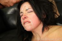 Facial Abuse Danica Dillon 3