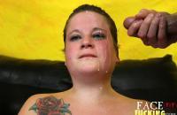 Face Fucking Harper Grace