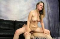 Facial Abuse Tiffany Khol