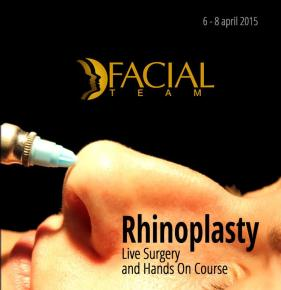 Rhinoplasty. Live Surgery and Hands On Course