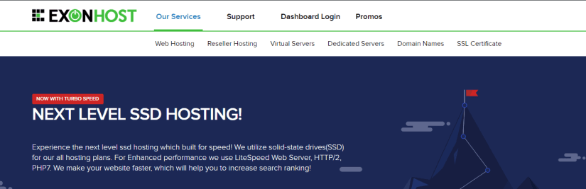 ExonHost-The Best Hosting Site For Bangladesh 1