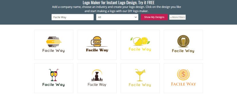 7 Best Online Logo Maker Tools to Create a Logo For Your Blog 4
