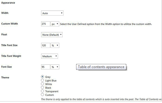 How to Create a Table of Content in WordPress Posts and Pages 5