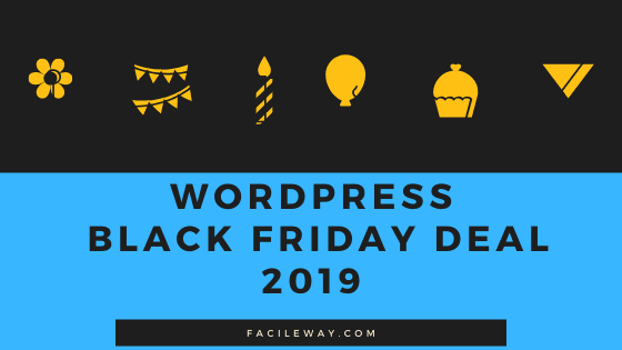 WordPress Best Black Friday Deal in 2019