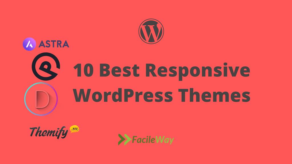 10 Best Responsive WordPress Themes