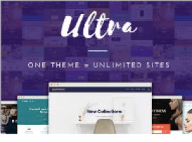 12 Best Responsive WordPress Themes (2019) 7