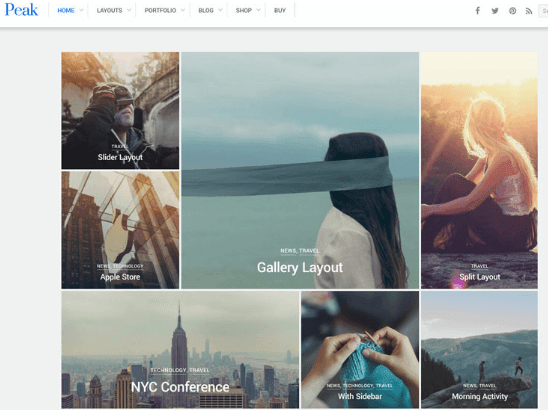 12 Best Responsive WordPress Themes (2020) 9