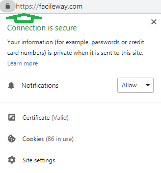 Reasons Why You Need an SSL in Your Website in 2019 3