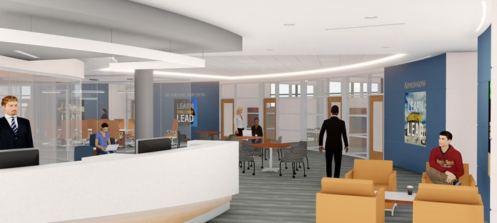 HAZEL HALL LIBRARY RENOVATION