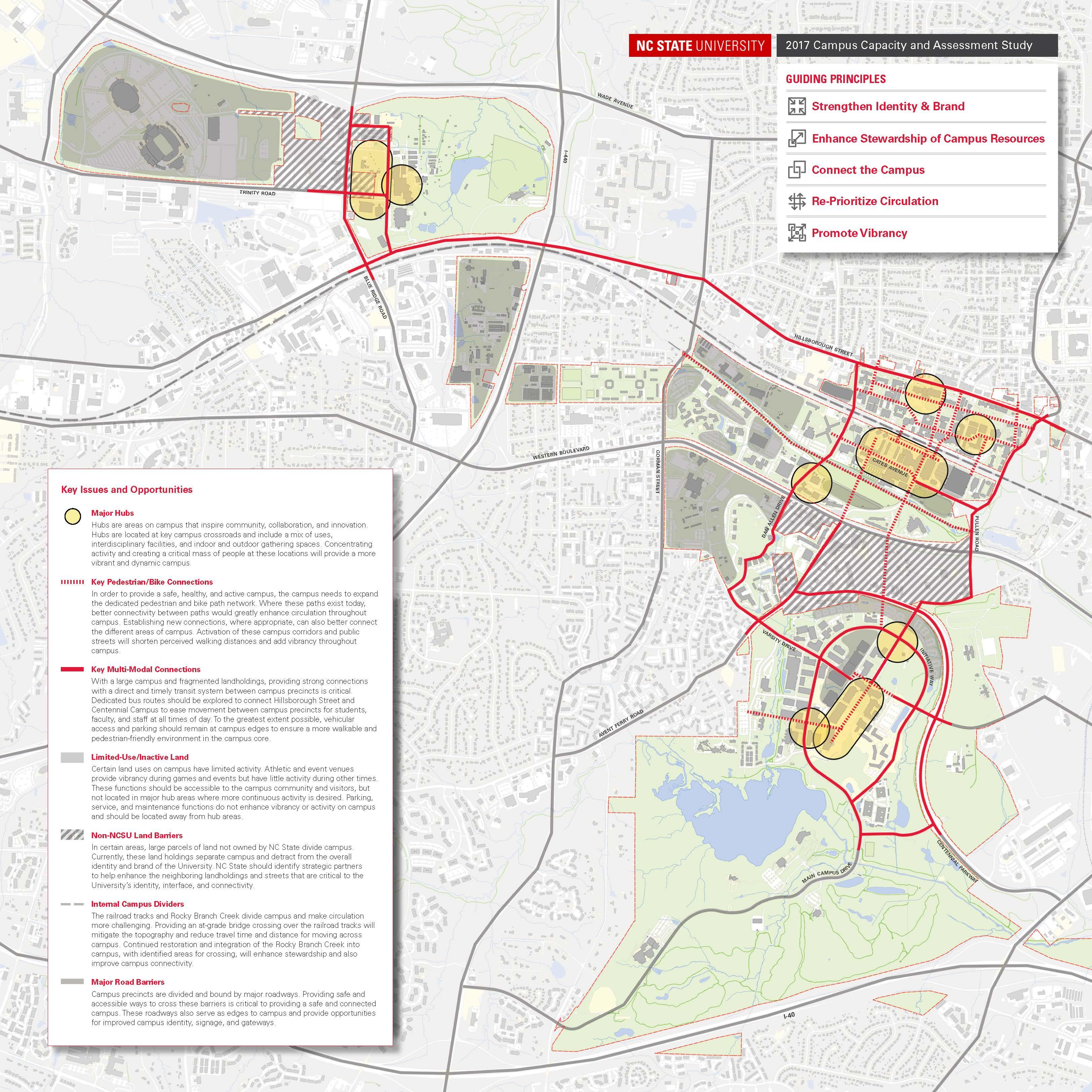 Ncsu Campus Map Athletic Facilities