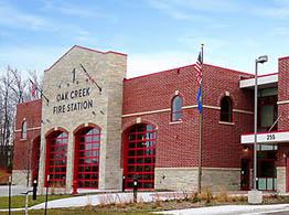 Oak Creek Fire Station