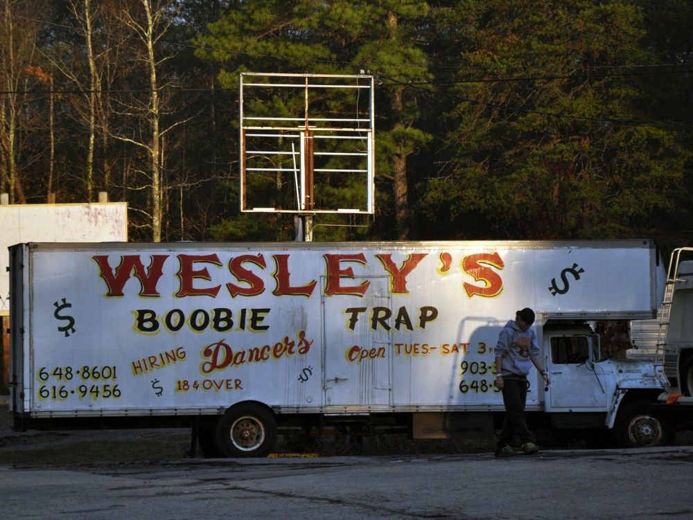 An Ode To Wesley's Boobie Trap (3/3)