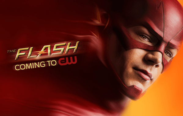 TV News: Blink And You Miss It Look At The Flash In Arrow