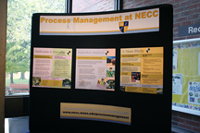 Process Management at NECC
