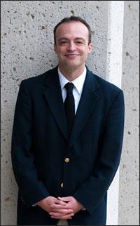 William Heineman, VP Academic and Student Affairs