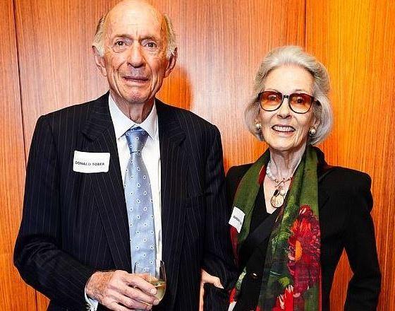 Donald and Barbara Tober