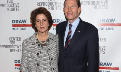 Cynthia Malkin and Richard Blumenthal