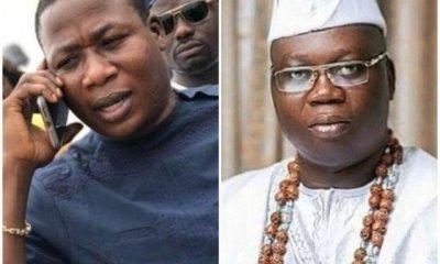 Yoruba groups igboho and aare