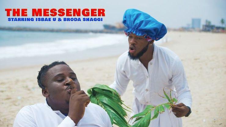 Isbae U and broda shaggi