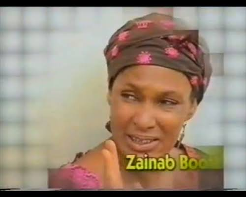 Zainab Booth
