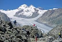 Швейцария и Алматы, горнолыжный туризм