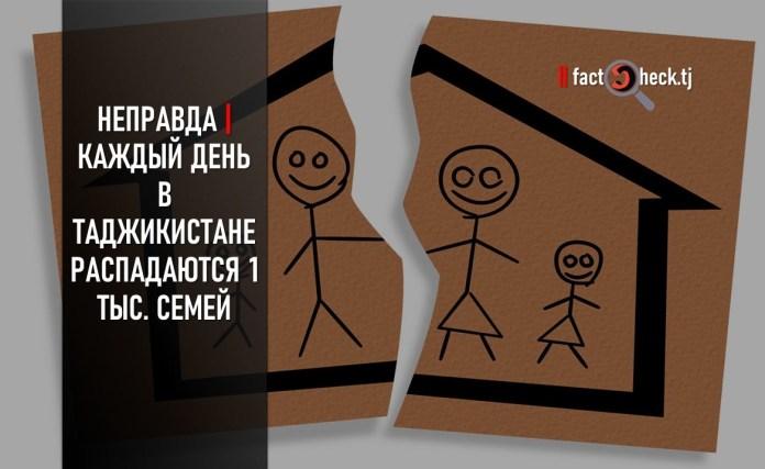 Манипуляция | Каждый день в Таджикистане распадаются 1 тыс. семей