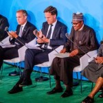 Did Buhari answer a question incoherently at UN Climate Action Summit?