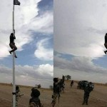 Viral image of Nigerian soldiers lowering Boko Haram flag is old photo – not 2021 operation