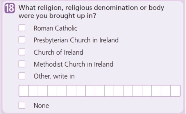 Communal counting: The Northern Ireland census – FactCheckNI