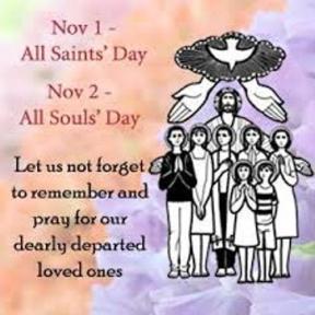 Image result for all saints celebration