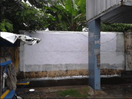 Clean Walls - Swachh Bharath 1