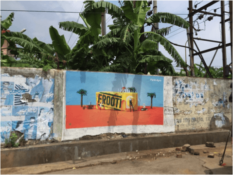 Painted Walls - Swachh Bharath 2