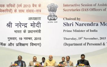 2013 ias batch interaction with the PM_featured image